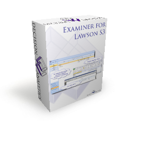 Examiner for Lawson S3
